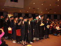 Northwestern Health Sciences University 's College of Chiropractic graduates