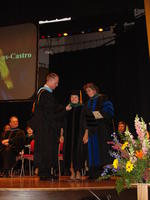 College of Chiropractic graduation