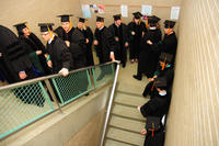 Northwestern Health Sciences University's College of Chiropractic graduation