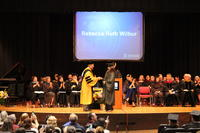 Northwestern Health Sciences University graduation ceremony