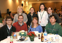 Northwestern Health Sciences University community members