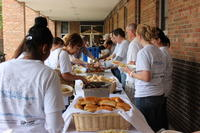 Northwestern Health Sciences University's Service and Appreciation Day