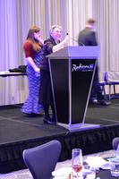 Northwestern Health Sciences University's Student Leadership Awards Banquet award winner