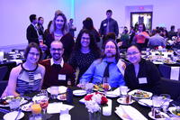 Northwestern Health Sciences University's Student Leadership Awards Banquet