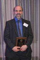 Northwestern Health Sciences University's Teacher of the Year award winner