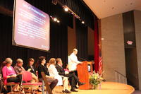 College of Chiropractic White Coat Ceremony