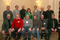 Northwestern College of Chiropractic members of the Class of 1977