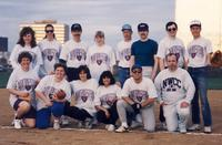 Northwestern College of Chiropractic community members Softball team