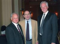 Northwestern Health Sciences University President Alfred Traina and others