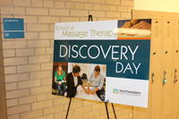 Northwestern Health Sciences University's Discovery Day invitation