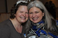 Northwestern Health Sciences University community members Julie Session and Michele Renee