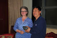 Northwestern Health Sciences University faculty member in China