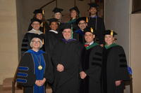 Northwestern Health Sciences University graduation